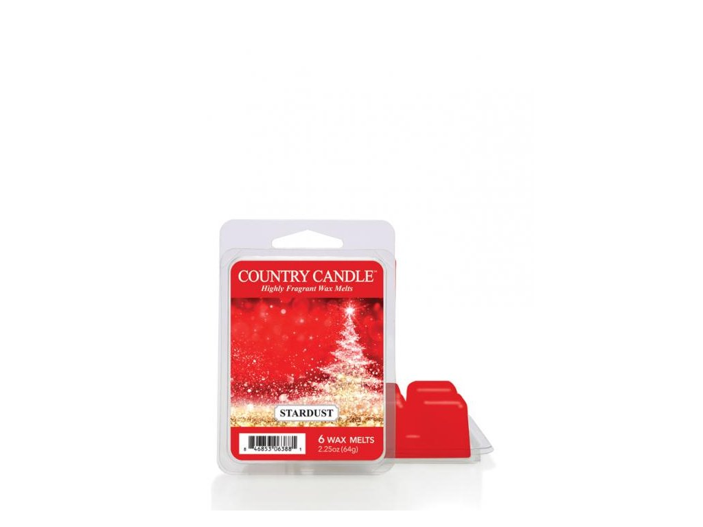 Country Candle Stardust Vonný Vosk, 64 g
