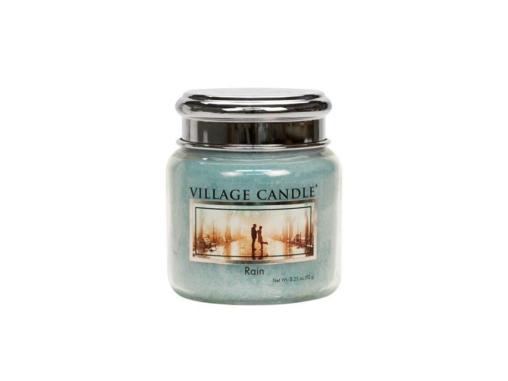 Village Candle Vonná svíčka Déšť - Rain, 92 g