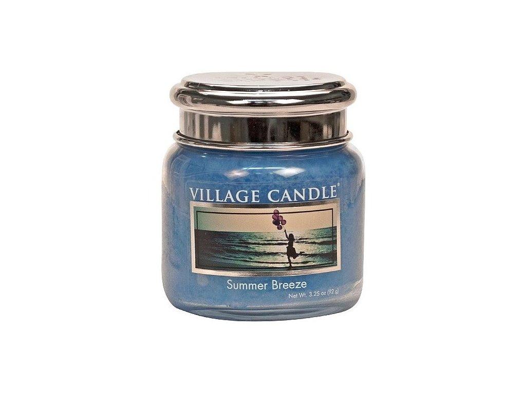 Village Candle Vonná svíčka Letní Vánek - Summer Breeze, 92 g