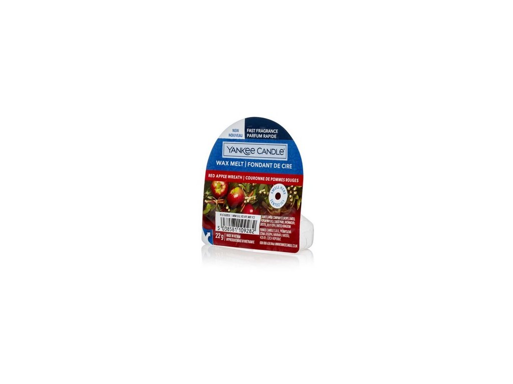 Yankee Candle - Red Apple Wreath Vosk do aromalampy, 22 g