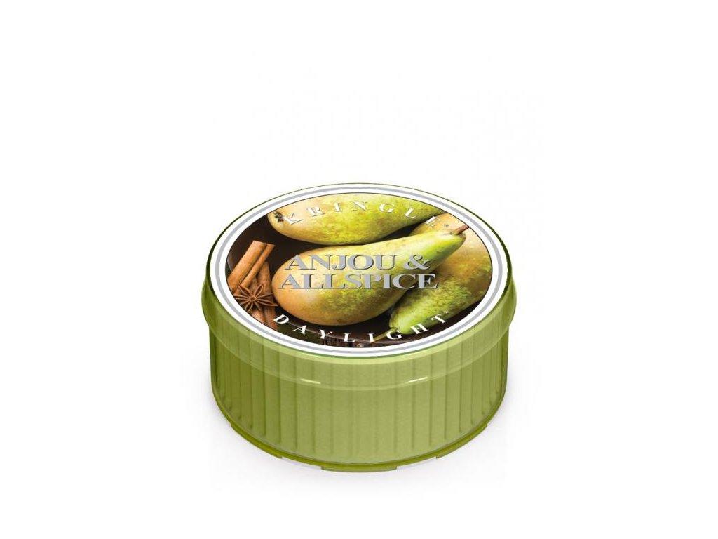 Kringle Candle Vonná Svíčka Anjou & Allspice, 35 g