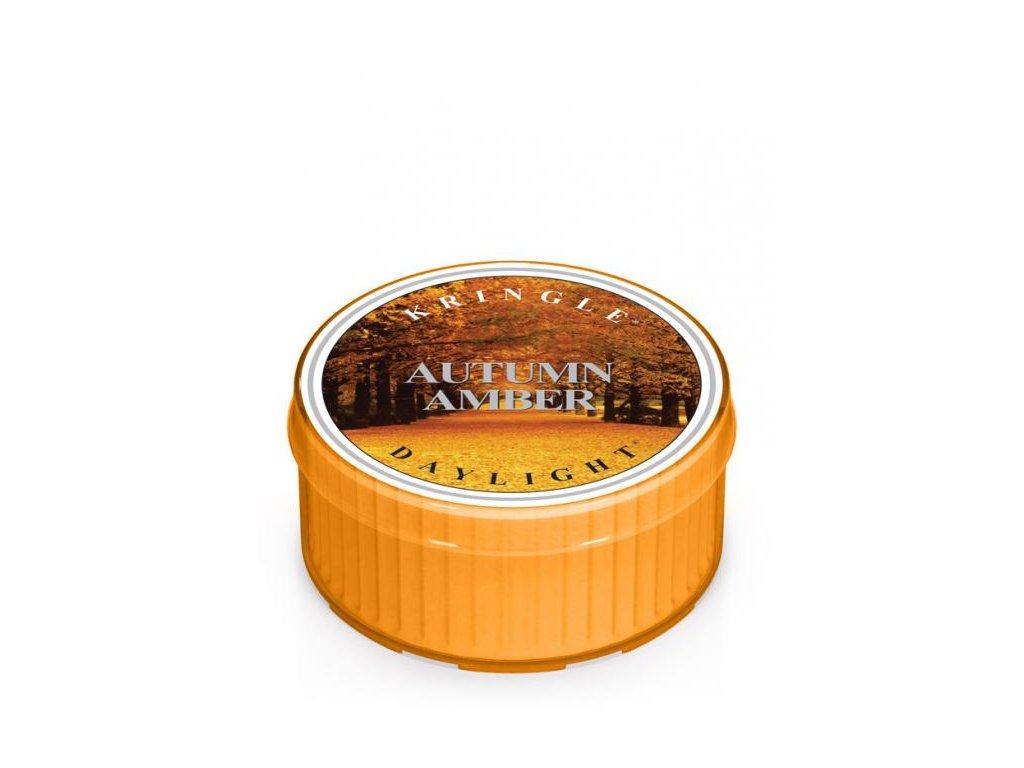 Kringle Candle Vonná Svíčka Autumn Amber, 35 g