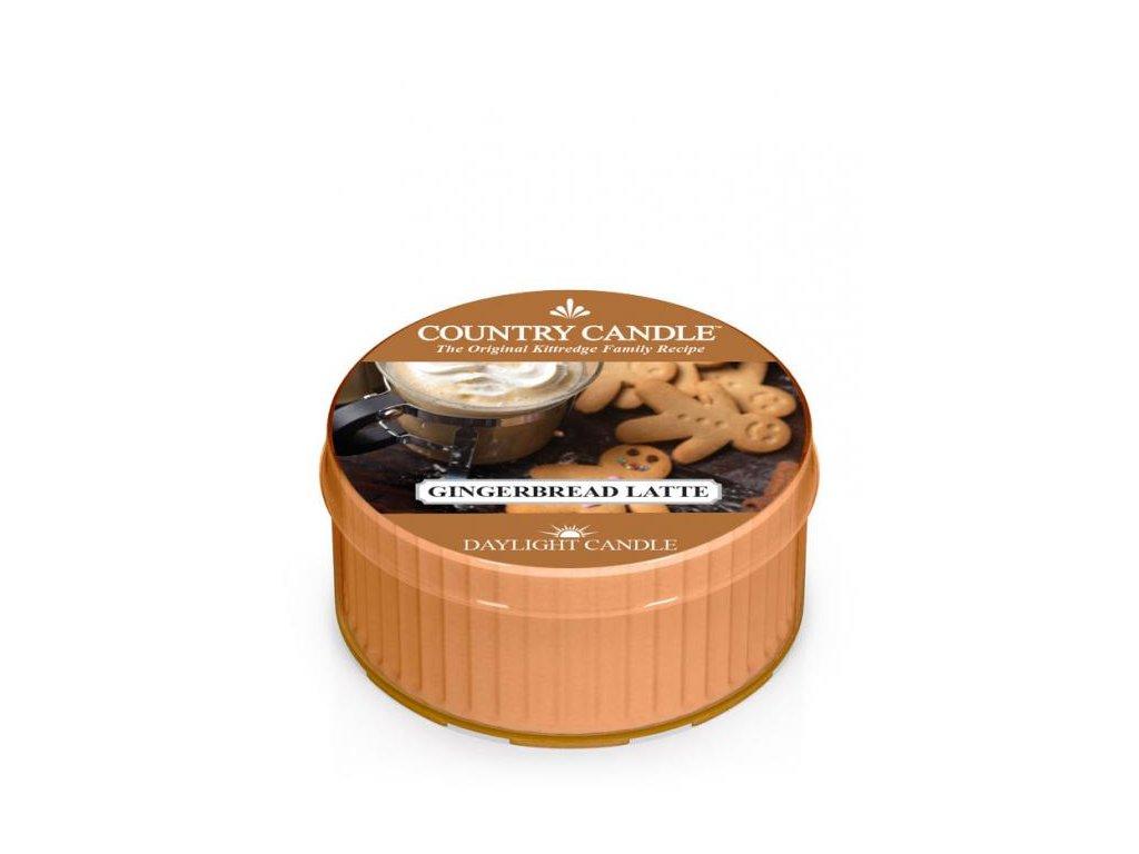 Country Candle Vonná Svíčka Gingerbread Latte, 35 g