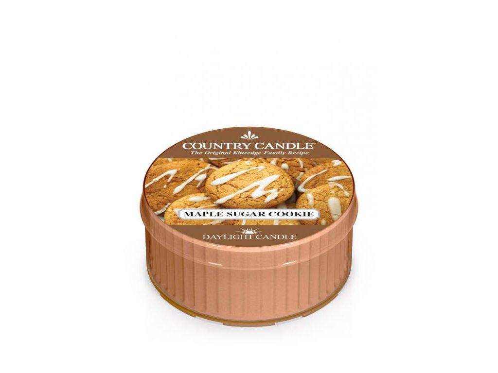 Country Candle Vonná Svíčka Maple Sugar Cookie, 35 g
