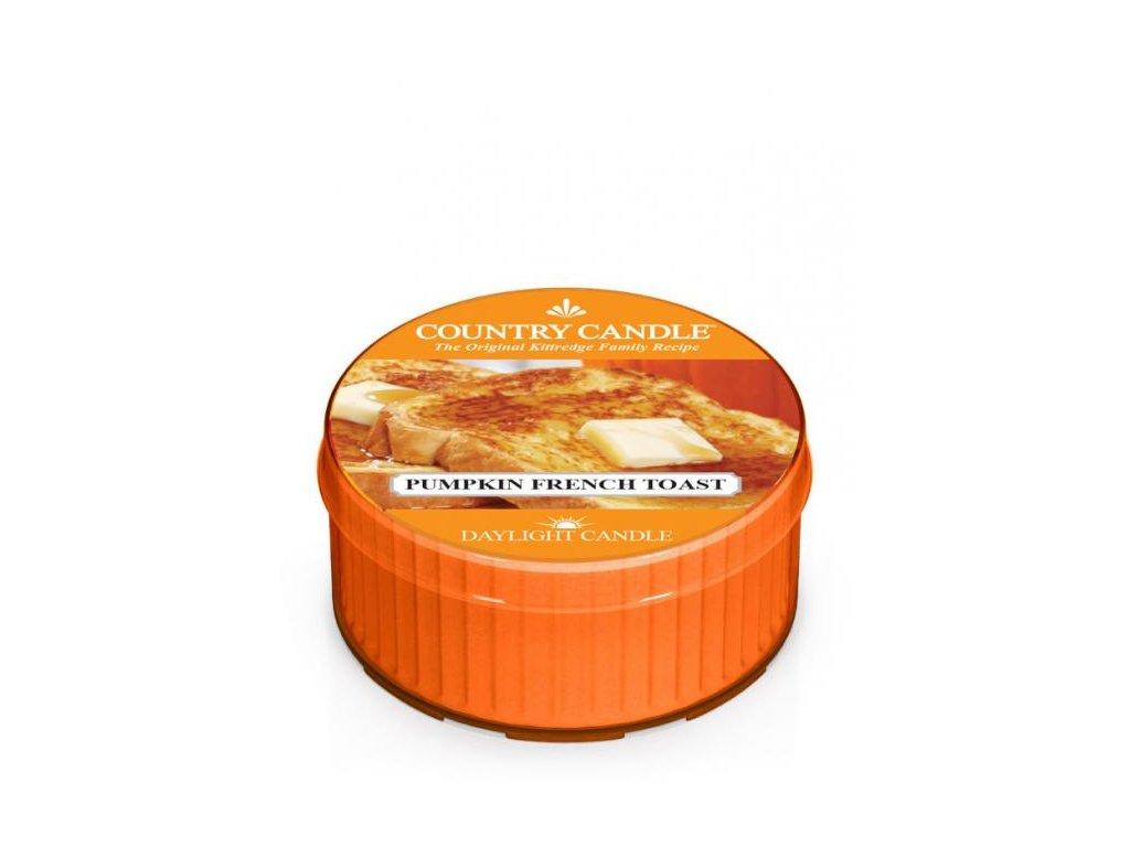 Country Candle Vonná Svíčka Pumpkin French Toast, 35 g