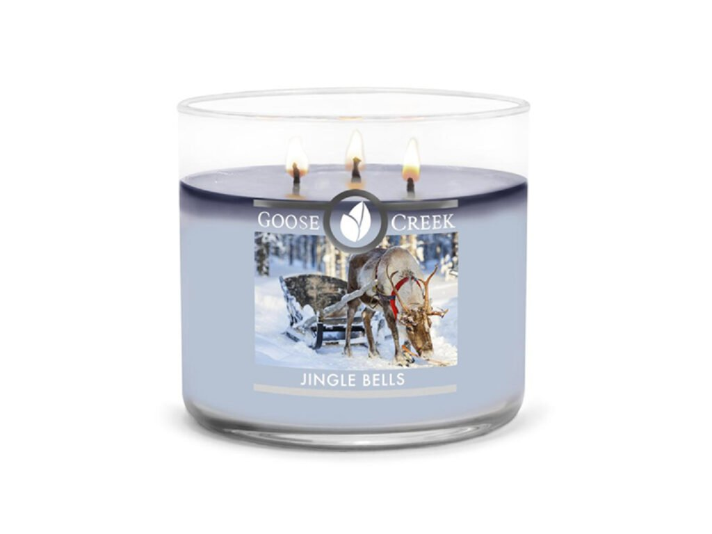 Goose Creek Candle svíčka Jingle Bells, 411 g