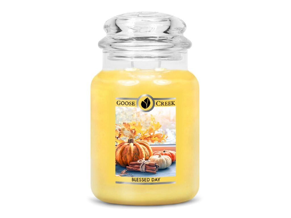 Goose Creek Candle svíčka Blessed Day, 680 g