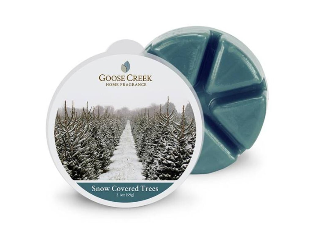 Goose Creek Candle Vonný Vosk Snow Covered Trees, 59 g