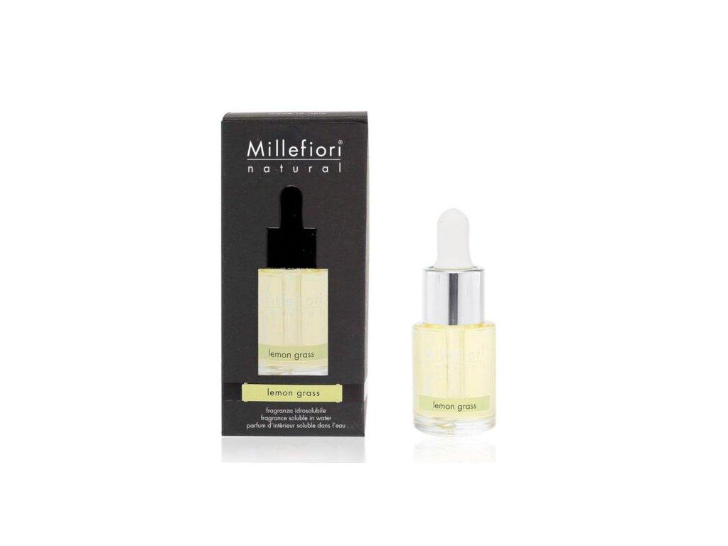 Millefiori Natural Lemongrass aroma olej 15 ml