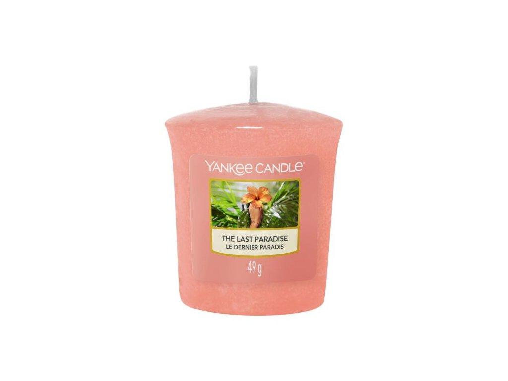 Yankee Candle Vonná Svíčka Votivní The Last Paradise, 49 g