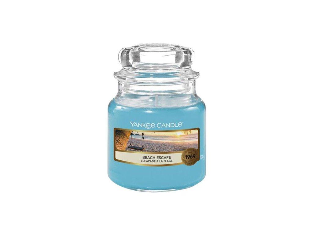 Yankee Candle Vonná Svíčka Beach Escape classic malý, 104 g