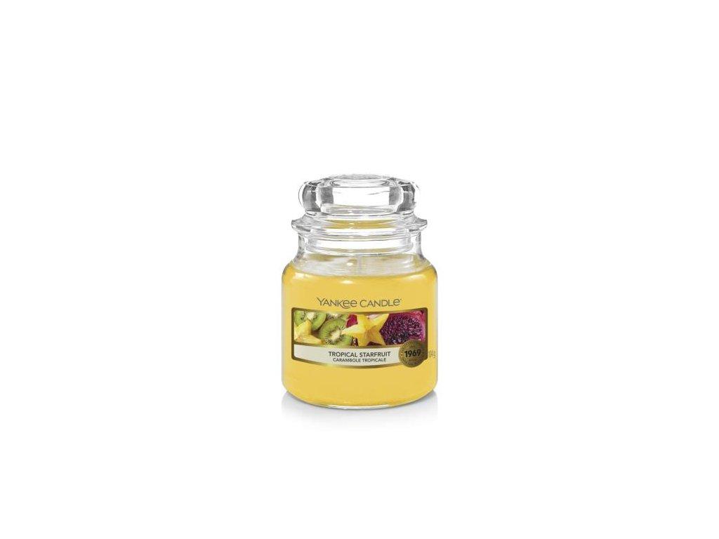Yankee Candle Vonná Svíčka Tropical Starfruit classic malý, 104 g