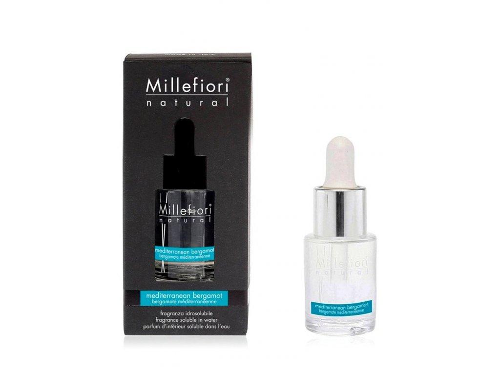 Millefiori Natural Mediterranean Bergamot aroma olej 15 ml