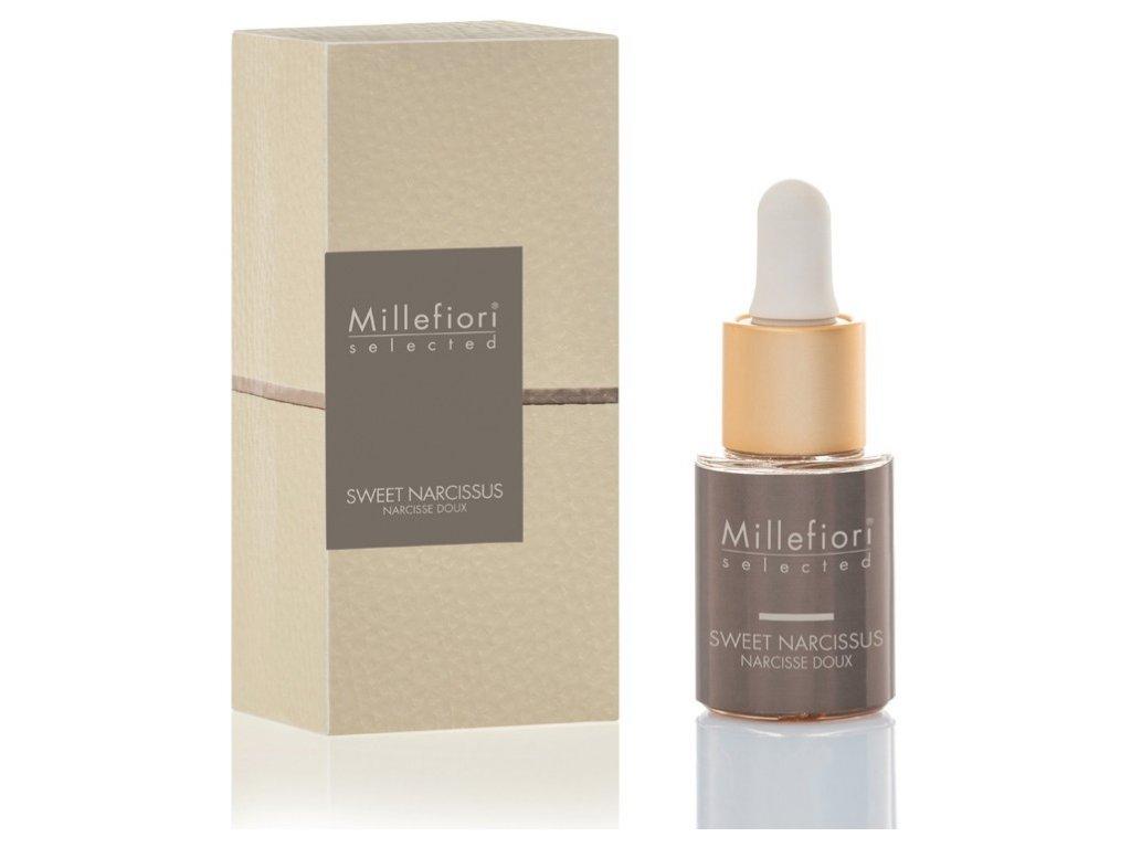 Millefiori Selected Sweet Narcissus aroma olej 15 ml