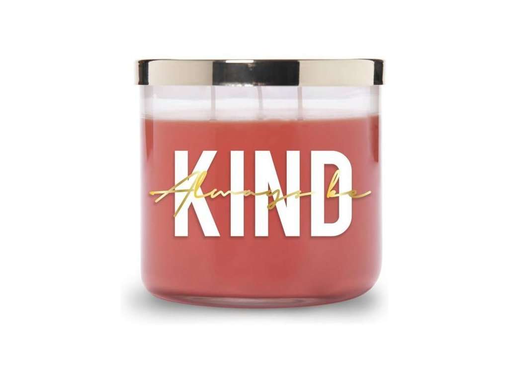 Colonial Candle svíčka Inspire Always Be Kind, 411 g