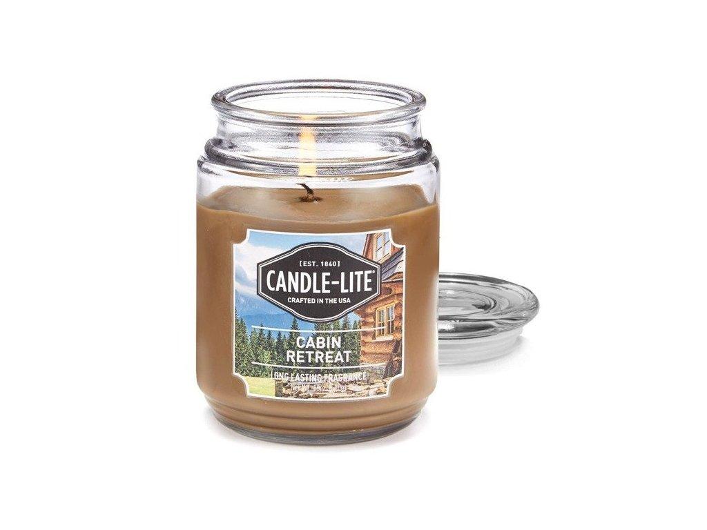 Candle-Lite Everyday svíčka Cabin Retreat, 510 g