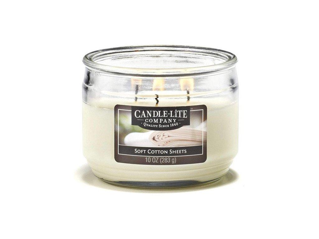 Candle-Lite Everyday svíčka Soft Cotton Sheets, 283 g