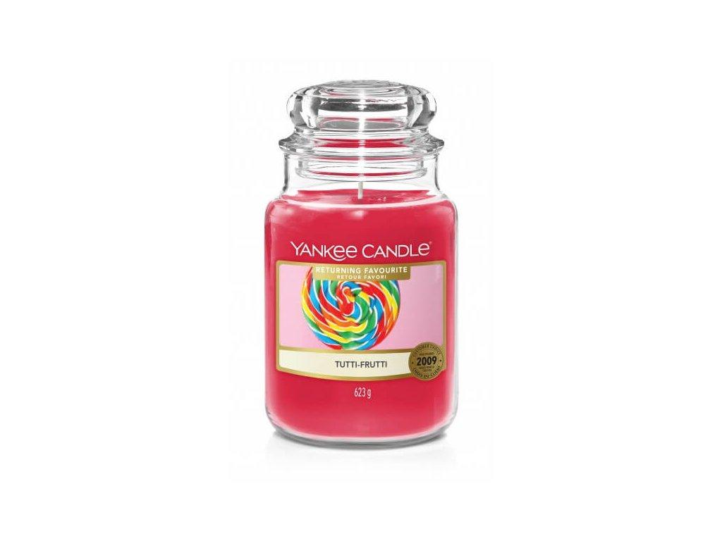 Yankee Candle Vonná Svíčka Tutti Frutti classic velký, 623 g