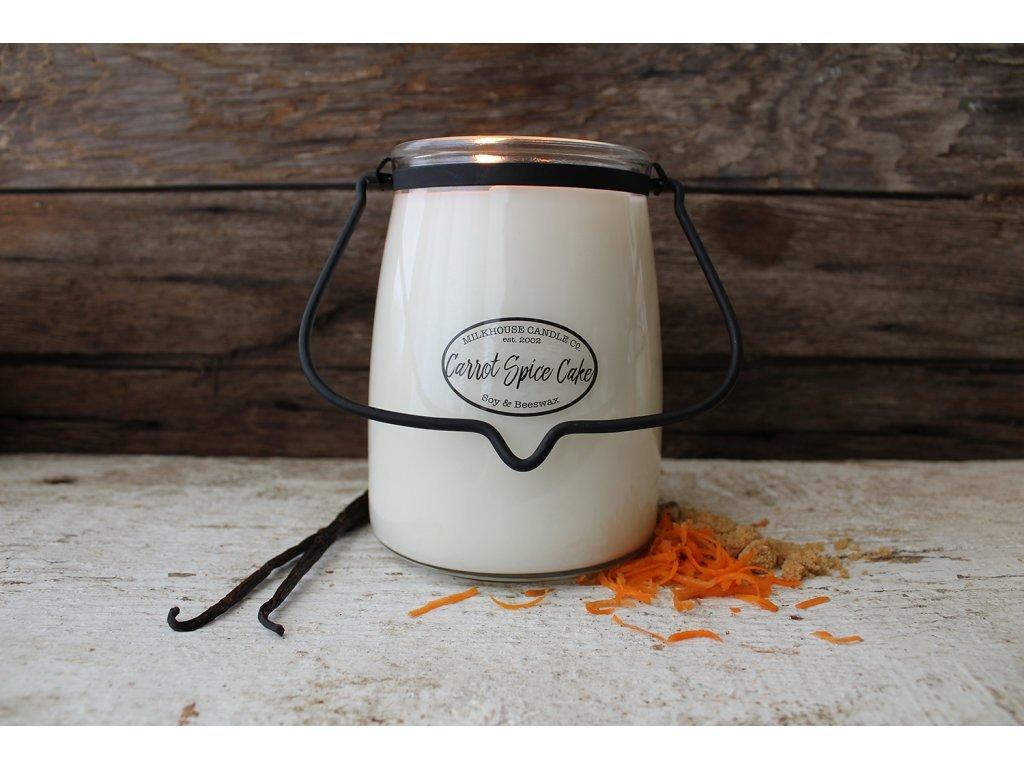 Milkhouse Candle svíčka Carrot Spice Cake, 624 g