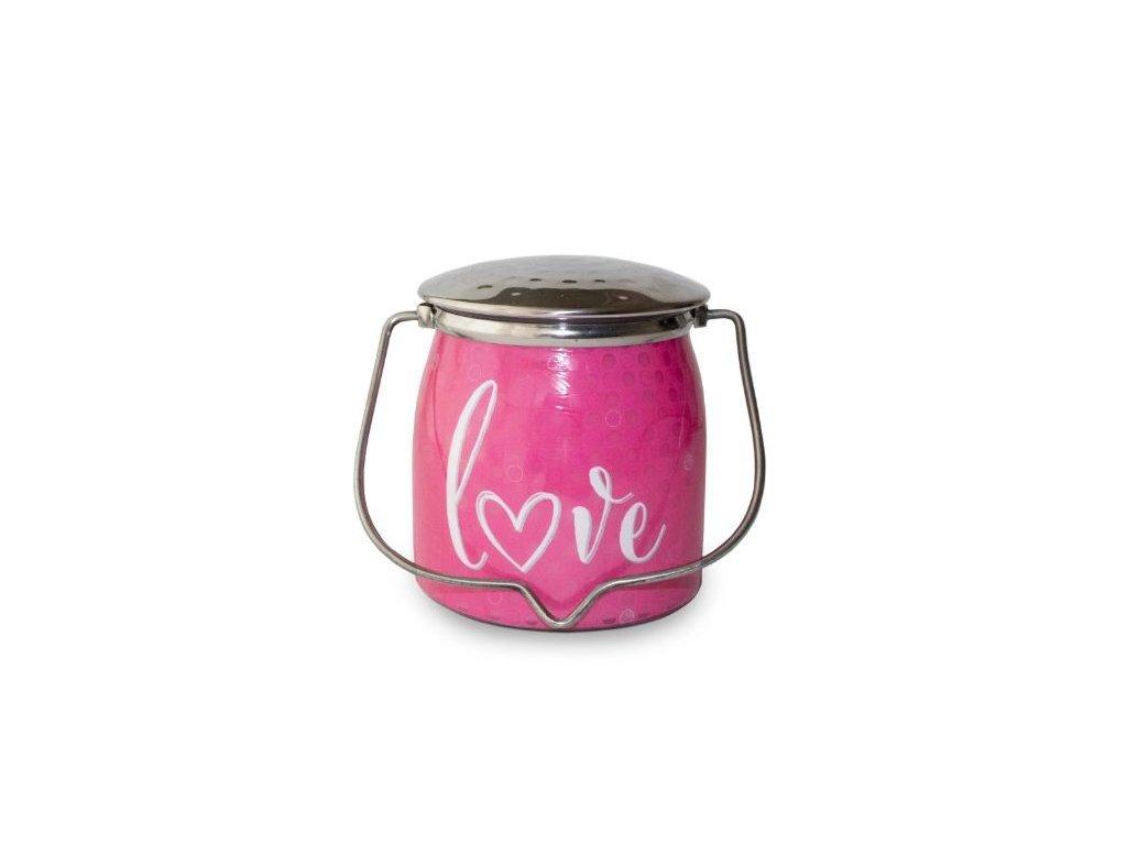 Milkhouse Candle svíčka Love, 454 g