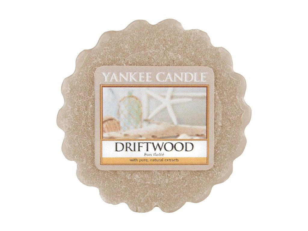 Yankee Candle - Driftwood Vosk do aromalampy, 22 g