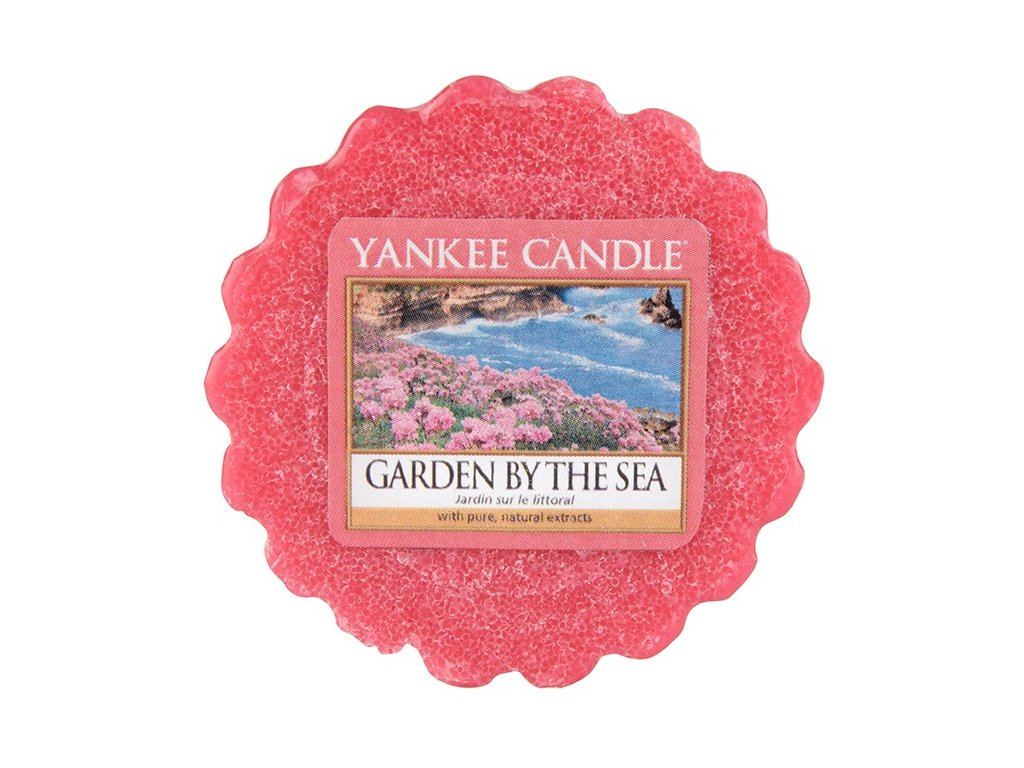 Yankee Candle - Garden By The Sea Vosk do aromalampy, 22 g
