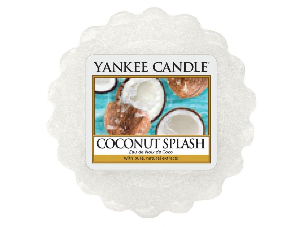 Yankee Candle - Coconut Splash Vosk do aromalampy, 22 g