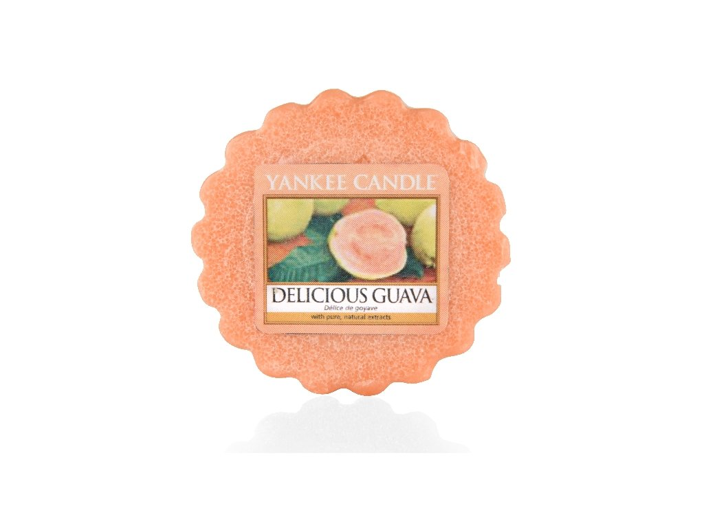 Yankee Candle - Delicious Guava Vosk do aromalampy, 22 g