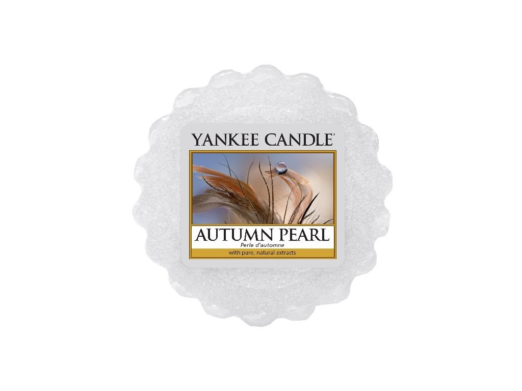 Yankee Candle - Autumn Pearl Vosk do aromalampy, 22 g