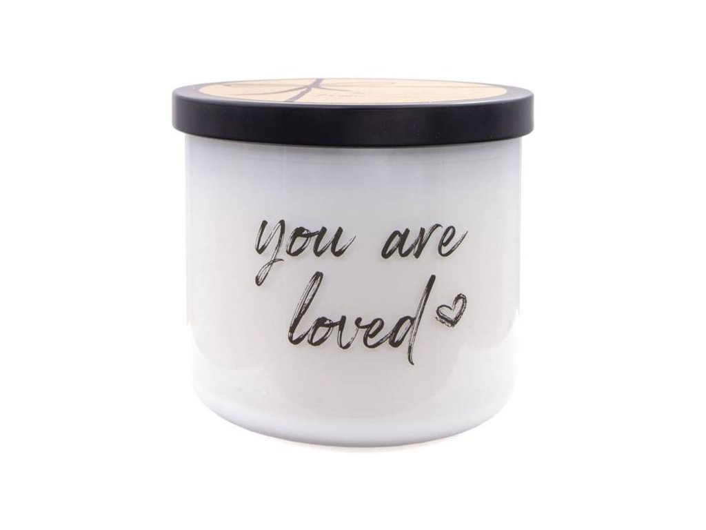 Colonial Candle svíčka Luxe You Are Loved, 411 g