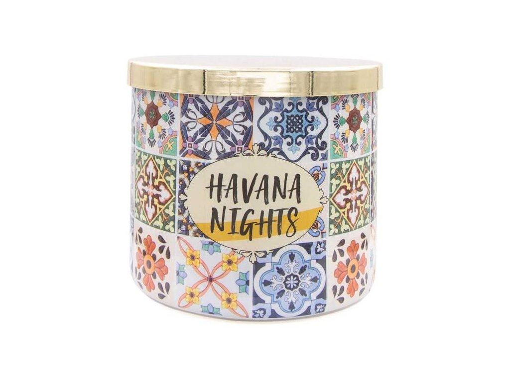 Colonial Candle svíčka Luxe Havana Nights, 411 g