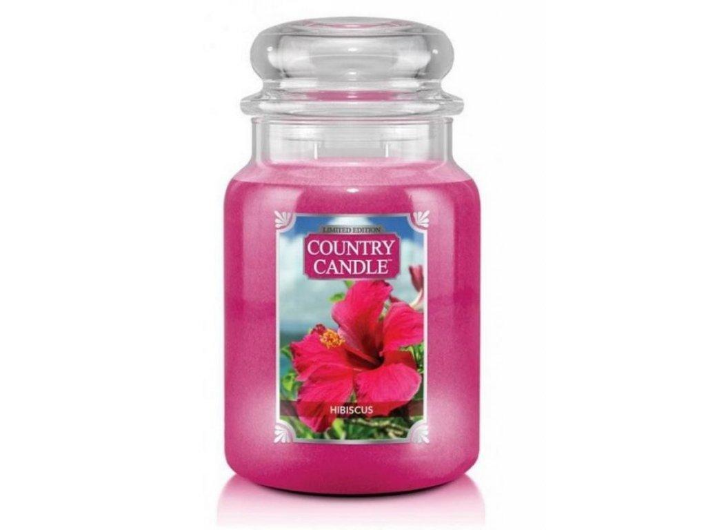 ger pm Duza Swieca Zapachowa Country Candle Hibiscus 31055 1