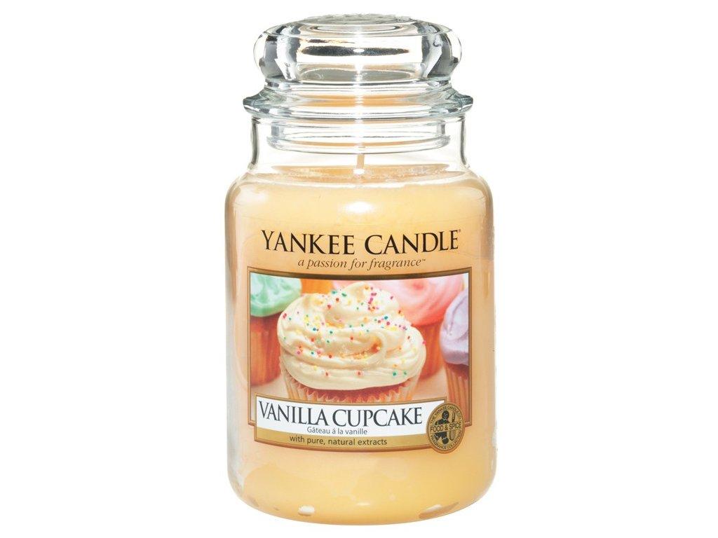 vyrp11 11421yankee candle vanilla cupcake svicka velka 2