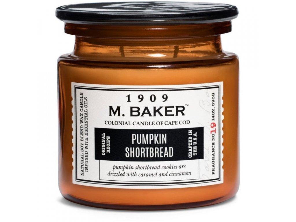 pol pl Colonial Candle M Baker duza sojowa swieca zapachowa w sloju 14 oz 396 g Pumpkin Shortbread 8122 5