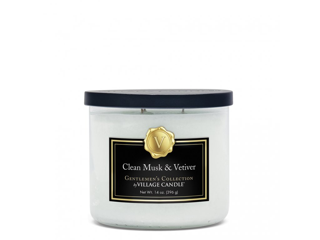 clean musk & vetiver medium bowl candle 4170068