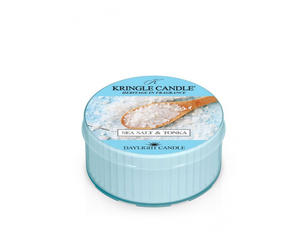 37278 kringle candle vonna sviecka 42g sea salt tonka