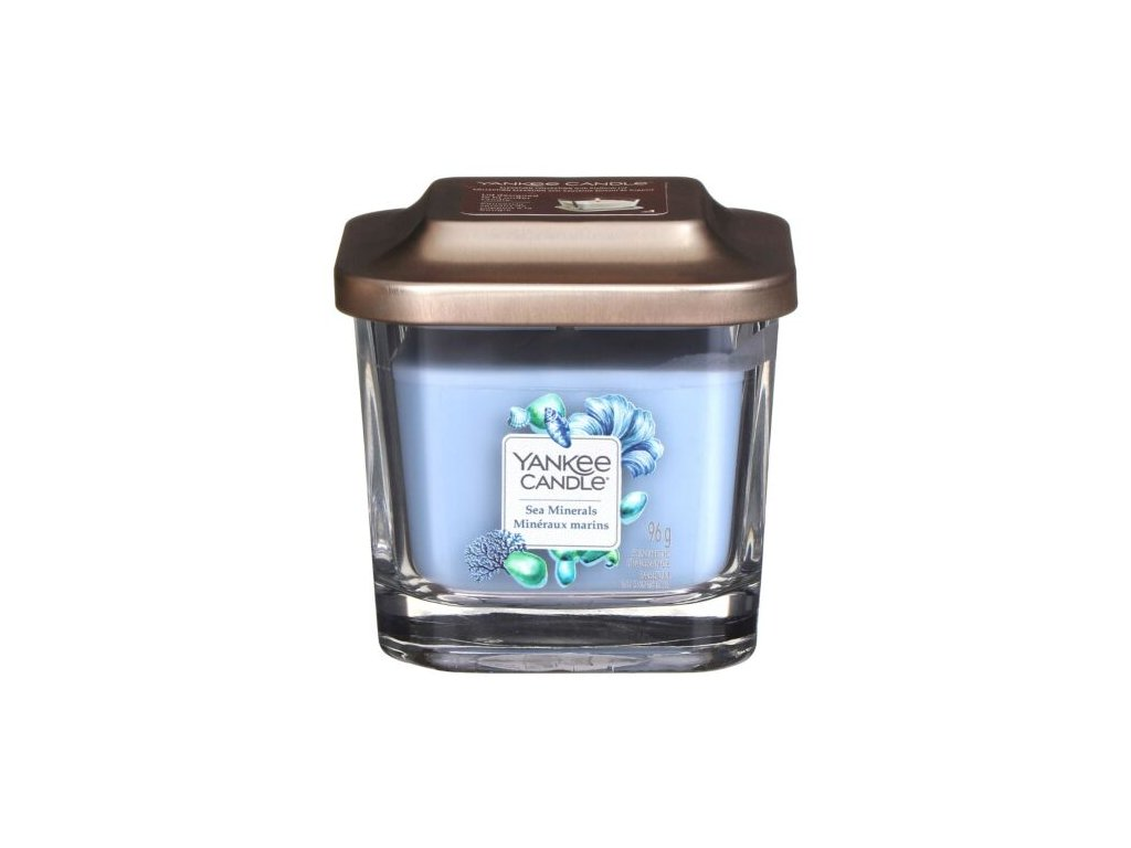 yankee 1630531e sea minerals small elevate candle 2