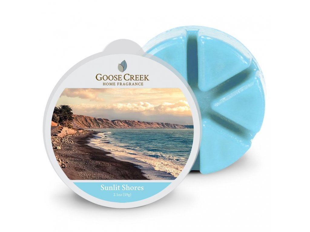 Sunlit Shores Wax Melt 1024x1024