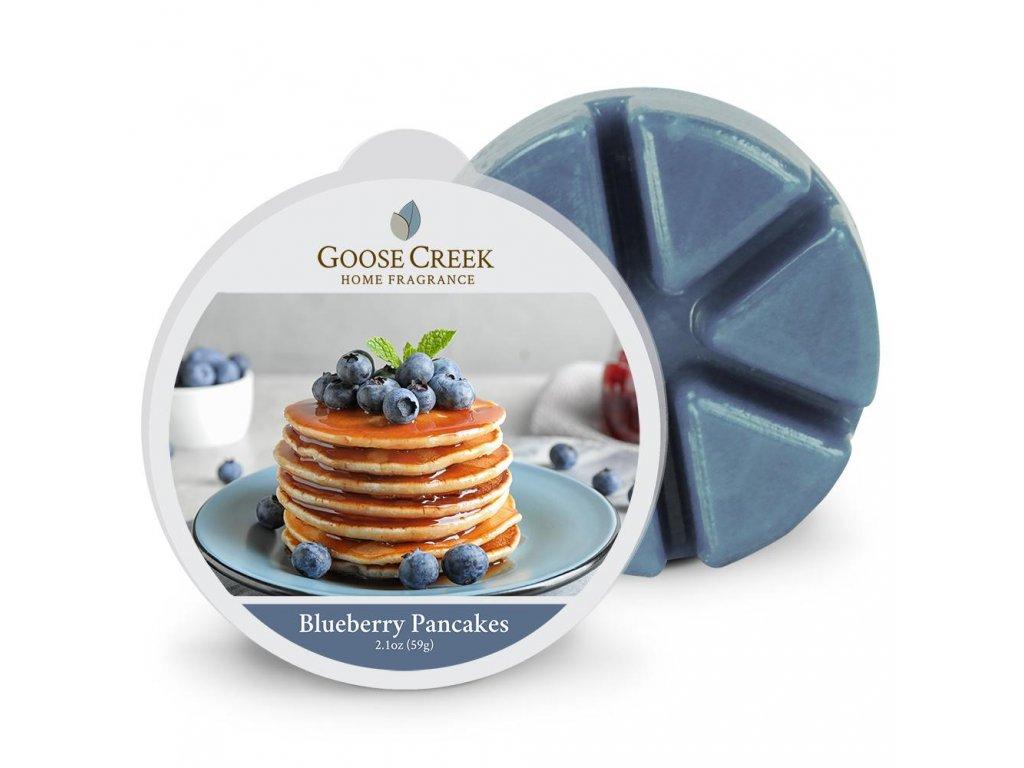 Blueberry Pancakes Wax Melt 1024x1024