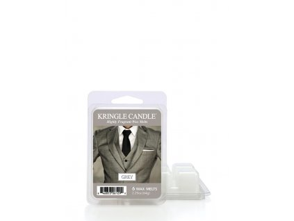 Kringle Candle Grey Vonný Vosk, 64 g