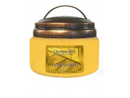 Chestnut Hill Vonná Svíčka Teakové dřevo - Teakwood, 284 g