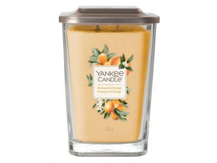 Yankee Candle Svíčka Elevation Kumquat & Orange velká, 553 g