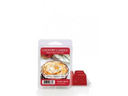 Country Candle Apple Cider Cake Vonný Vosk, 64 g