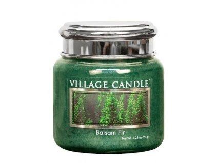 Village Candle Vonná svíčka Jedle - Balsam Fir, 92 g