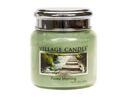 Village Candle Vonná svíčka Lesní Probuzení - Forest Morning, 92 g