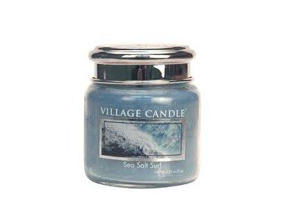 Village Candle Vonná svíčka Mořský Příboj - Sea Salt Surf, 92 g