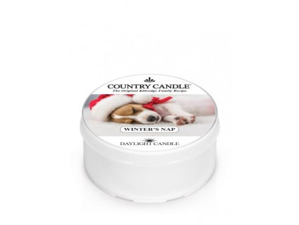 Country Candle Vonná Svíčka Winter's Nap, 35 g