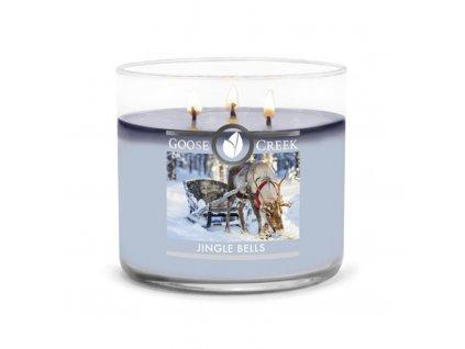 Goose Creek Candle svíčka Jingle Bells, 411 g