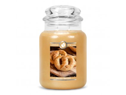 Goose Creek Candle svíčka Salted Pretzel, 680 g