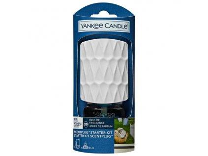 Yankee Candle Základní jednotka s vůní Clean Cotton